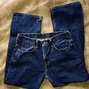 Levi's 569 Red Tab Jeans